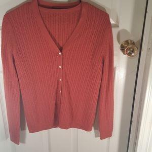 Womens Brooks Brothers Sweater Set